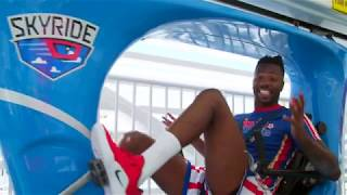 Carnival Horizon: Harlem Globetrotters Take Over Carnival Horizon