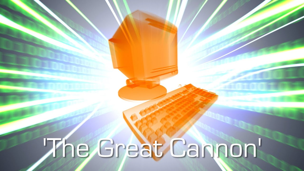 How China Is Weaponizing Your Computer with the 'Great Cannon' thumbnail