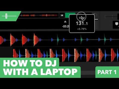Beginner DJ Lessons – Basics of DJ Software Free DJ Music Download & More [Part1/5]