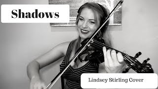 Shadows   Lindsey Stirling   Violin Cover By Jackie Kay