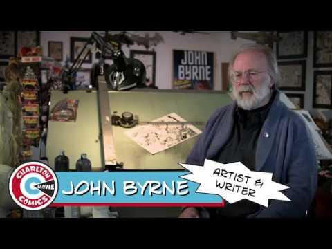 Vidéo de John Byrne