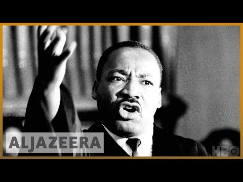 🇺🇸 Martin Luther King's dream unfulfilled 50 years later | Al Jazeera English