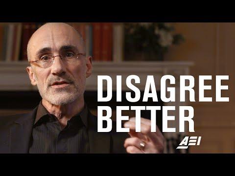 Jak lépe diskutovat s názorovými oponenty