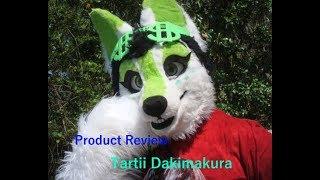 Product Review: Tartii Dakimakura