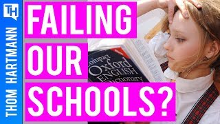 School Funding Crisis Burns Out Teachers & Fails Students