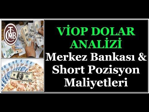 VİOP DOLAR ; 11 - 15 MART  HAFTASI ANALİZİ and MERKEZ BANKASI İŞLEMLERİ (видео)