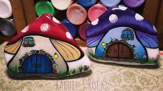 Fairy Mushroom House 🍄