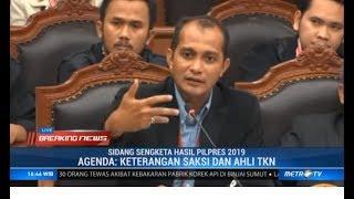 Level Dewa! Kecerdasan Saksi Ahli Tim Jokowi Memukau Sidang MK Kelima