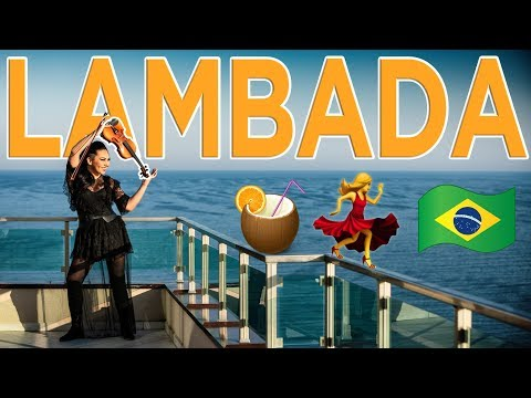 LAMBADA 🇧🇷💃🏻Summer 2019🌴🏝Kaoma (Violin Cover Cristina Kiseleff)