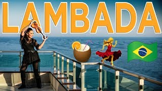 "Video thumbnail of ""LAMBADA 🇧🇷💃🏻Summer 2020🌴🏝Kaoma (Violin Cover Cristina Kiseleff)"""