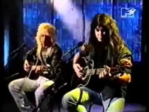 wasp the idol live acoustic 92