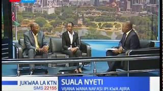 Suala Nyeti: Ajira kwa Vijana nchini