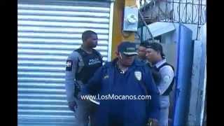 Policía Mata Ladrón Que Robaba En Librería Central Y Apresa Otro
