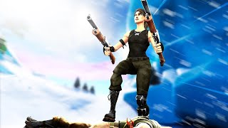 I taught myself how to edit like this... (Console/Fortnite BR)