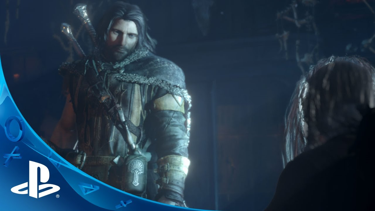 New Middle-earth: Shadow of Mordor Trailer Revealed