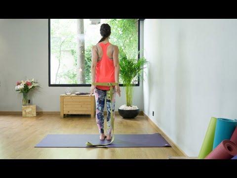 Clase de yoga: Comprende tu cinturón escapular.