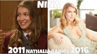 House of Anubis Before and After 2016, Antes y Después