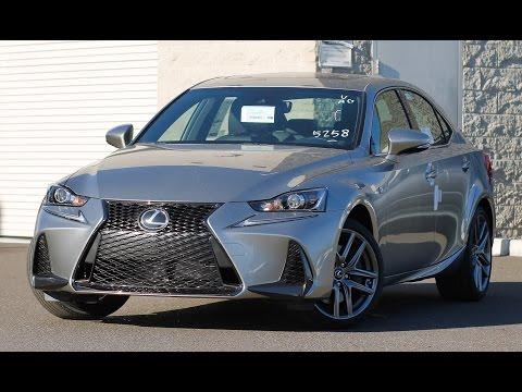Lexus  Is 200t  Седан класса D - тест-драйв 3