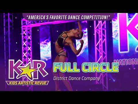 """""""Full Circle"""" from District Dance Company"""