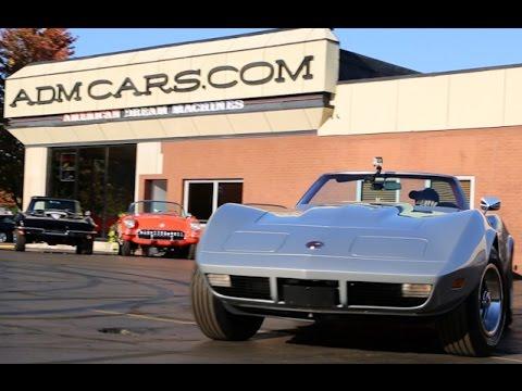 Video of '74 Corvette - JRGN
