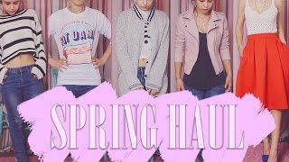SPRING HAUL: Покупки к весне/Yoins.com|Fosssaaa
