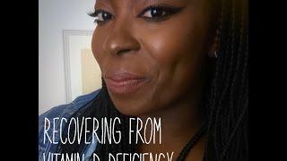 Vitamin D Deficiency - My Story