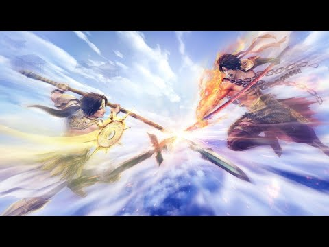 Warriors Orochi 4 - Launch Trailer