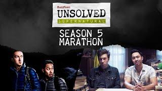 Unsolved Supernatural Season 5 Marathon