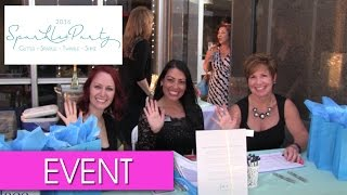 Clevens Face & Body Specialists – 2016 Sparkle Party Open House