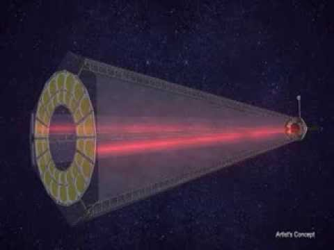 Monster Machines: This Foldable Space Telescope Would Put Big Optics In Small Rockets