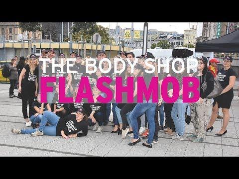 The Body Shop Magyarország  - Flashmob