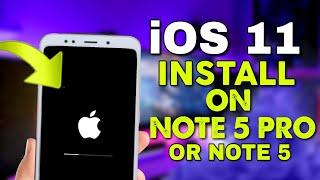 Install iOS 11 in Redmi Note 4 - मुफ्त ऑनलाइन
