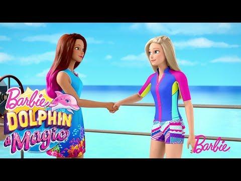 Barbie: Delfin varázs online
