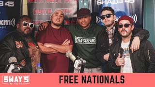 The Free Nationals Talk New Album, Never Before Heard Mac Miller Verse & Anderson .Paak