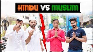 Hindu vs Muslim || Desh Prem || ft. The Rahul Sharma || Desi Sarcasm
