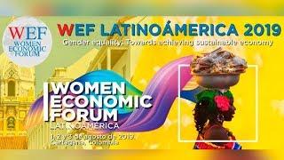 Zoom a la Noticia está presente en el Women Economic Forum