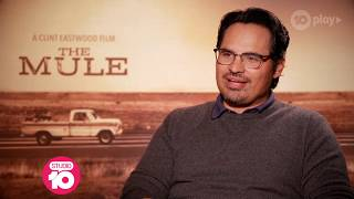 'The Mule' Stars On Working With Clint Eastwood | Studio 10