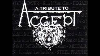 """SACRED STEEL - """"Fight It Back"""" (Accept Cover)"""
