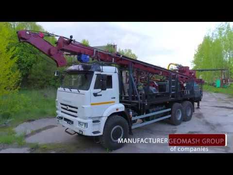 Drilling rig URB-210