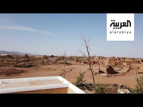 العرب اليوم - شاهد: قصة ترميم مسجد عمره ١٠٠ عام في حائل
