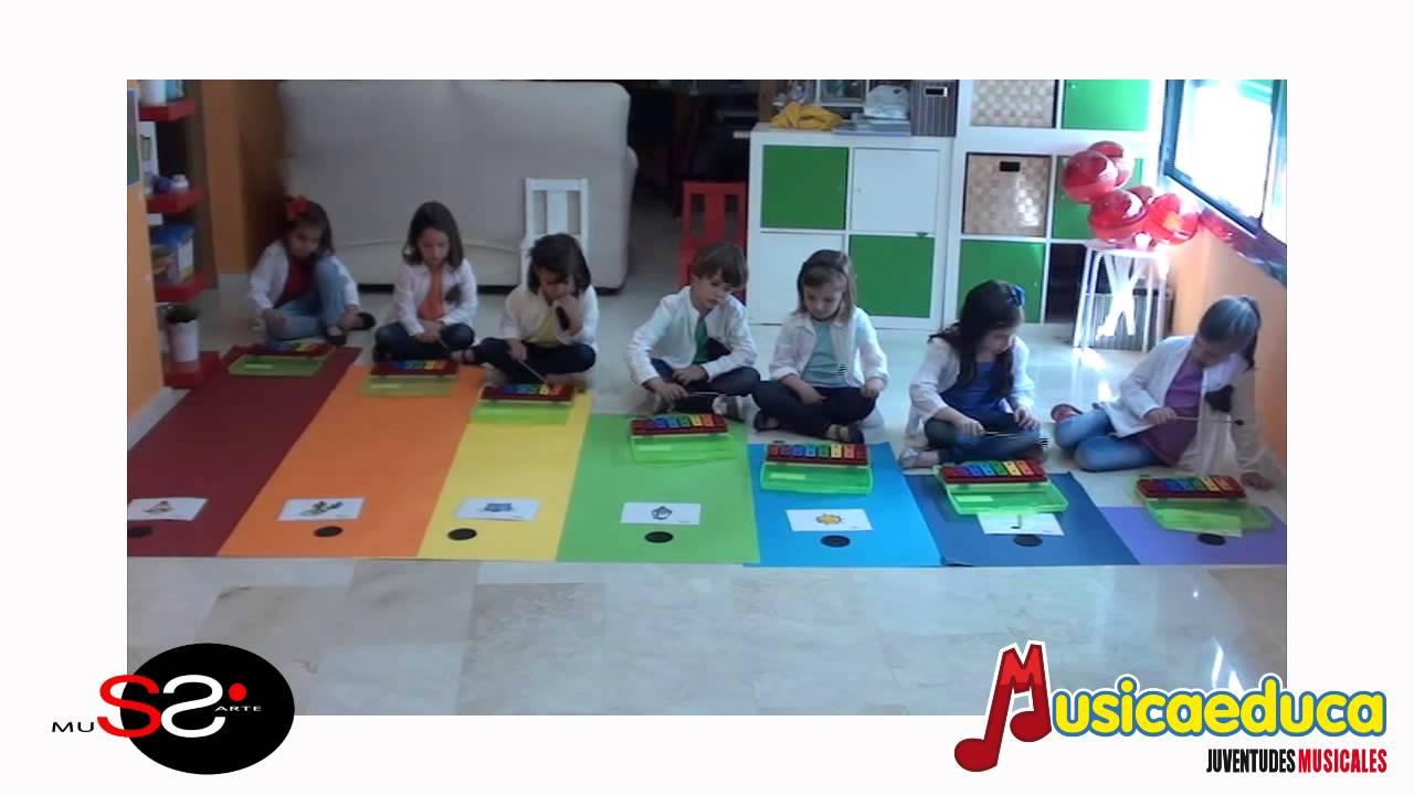 Campanitas del lugar - Grupo de alumnos de Musizón 3 - Musarte Motril