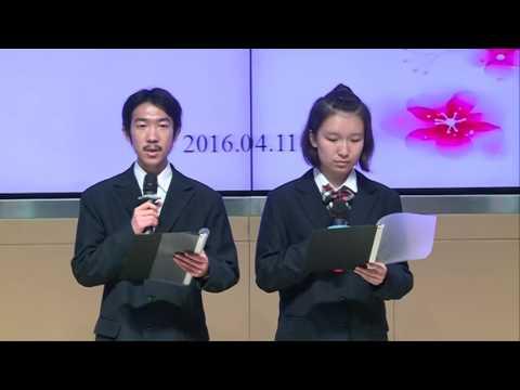 Шанхай. Концерт в китайском колледже