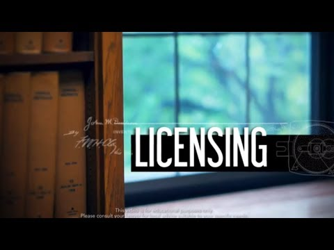 What is Licensing