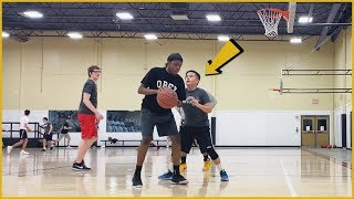 Trent Goes SHAQ On A Little Kid! (Things Got HEATED!) - Daily Dose 2.5 (Ep.76)