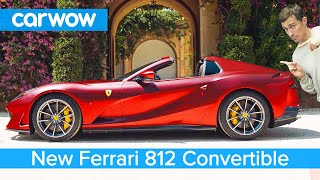 [carwow] New 211mph Ferrari convertible - it has a N/A V12!