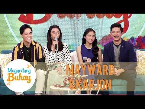 MayWard and KarJon's Christmas plans | Magandang Buhay