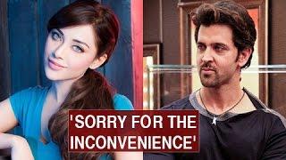 Hrithik Roshan REACTS On Angela Krislinzki's Apology