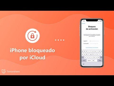 desbloquear un iPhone bloqueado por iCloud