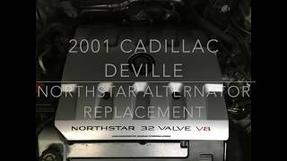 2001 Cadillac Deville TCC Solenoid replacing (P1860 and P0741 codes