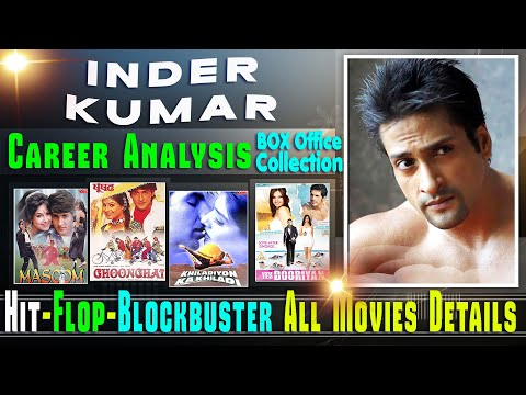 Inder Kumar Box Office Collection Analysis Hit and Flop Blockbuster All Movies List.